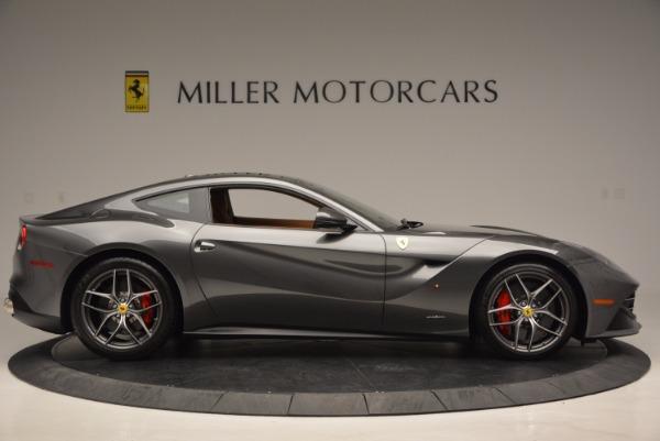 Used 2014 Ferrari F12 Berlinetta for sale Sold at Maserati of Greenwich in Greenwich CT 06830 9
