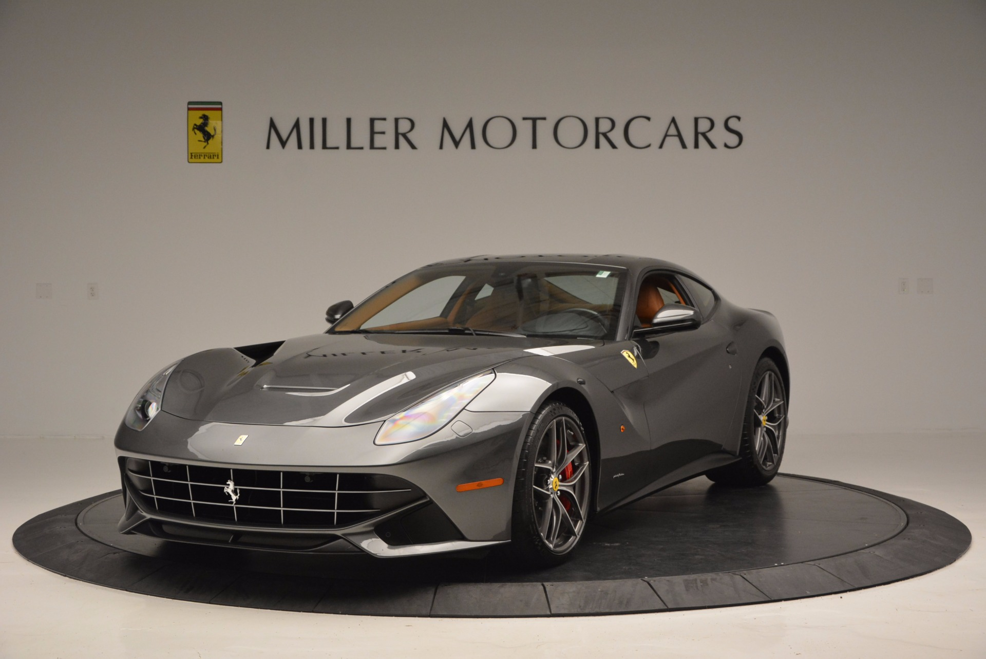 Used 2014 Ferrari F12 Berlinetta for sale Sold at Maserati of Greenwich in Greenwich CT 06830 1