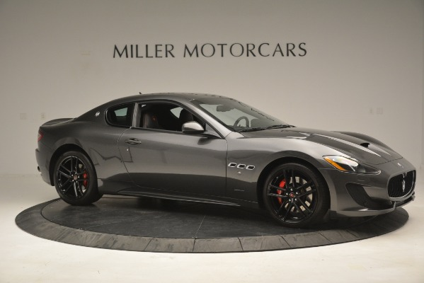 Used 2017 Maserati GranTurismo GT Sport Special Edition for sale Sold at Maserati of Greenwich in Greenwich CT 06830 10