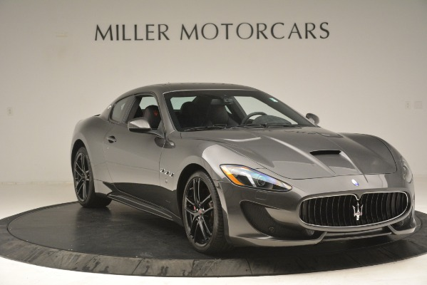 Used 2017 Maserati GranTurismo GT Sport Special Edition for sale Sold at Maserati of Greenwich in Greenwich CT 06830 11