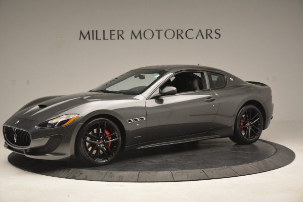 Used 2017 Maserati GranTurismo GT Sport Special Edition for sale Sold at Maserati of Greenwich in Greenwich CT 06830 2