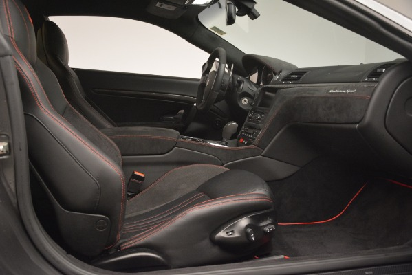 Used 2017 Maserati GranTurismo GT Sport Special Edition for sale Sold at Maserati of Greenwich in Greenwich CT 06830 21