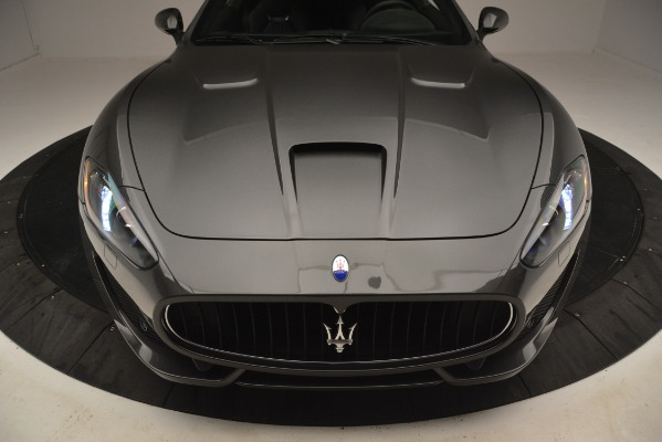 Used 2017 Maserati GranTurismo GT Sport Special Edition for sale Sold at Maserati of Greenwich in Greenwich CT 06830 23