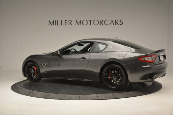 Used 2017 Maserati GranTurismo GT Sport Special Edition for sale Sold at Maserati of Greenwich in Greenwich CT 06830 4