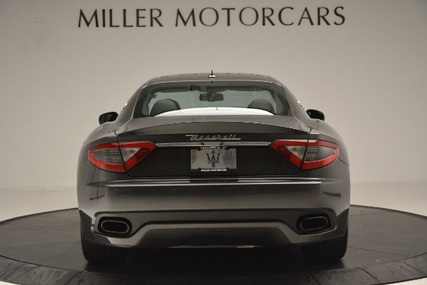 Used 2017 Maserati GranTurismo GT Sport Special Edition for sale Sold at Maserati of Greenwich in Greenwich CT 06830 6