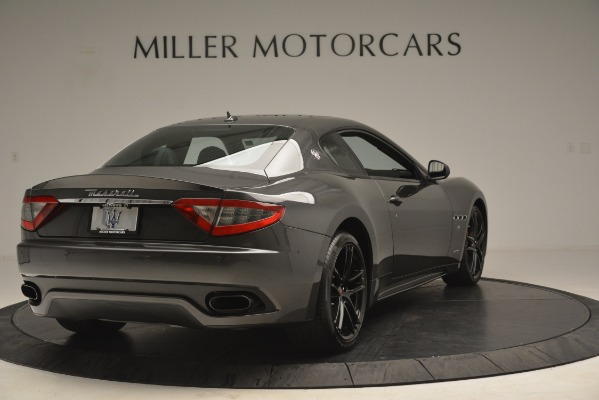 Used 2017 Maserati GranTurismo GT Sport Special Edition for sale Sold at Maserati of Greenwich in Greenwich CT 06830 7