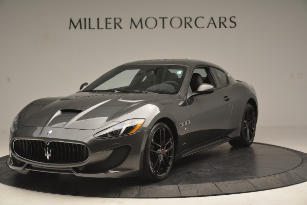 Used 2017 Maserati GranTurismo GT Sport Special Edition for sale Sold at Maserati of Greenwich in Greenwich CT 06830 1