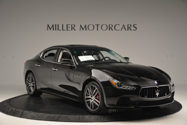 Used 2016 Maserati Ghibli S Q4  EX-LOANER for sale Sold at Maserati of Greenwich in Greenwich CT 06830 11