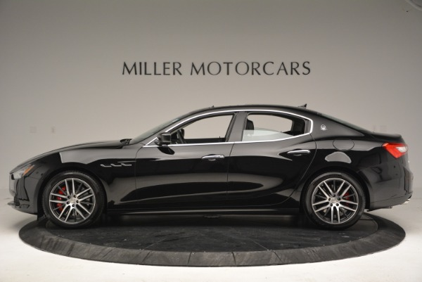 Used 2016 Maserati Ghibli S Q4  EX-LOANER for sale Sold at Maserati of Greenwich in Greenwich CT 06830 3