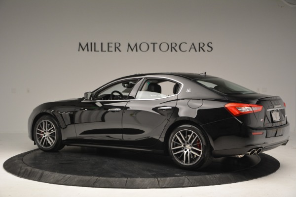 Used 2016 Maserati Ghibli S Q4  EX-LOANER for sale Sold at Maserati of Greenwich in Greenwich CT 06830 4
