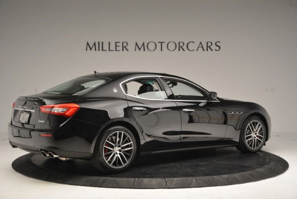 Used 2016 Maserati Ghibli S Q4  EX-LOANER for sale Sold at Maserati of Greenwich in Greenwich CT 06830 8