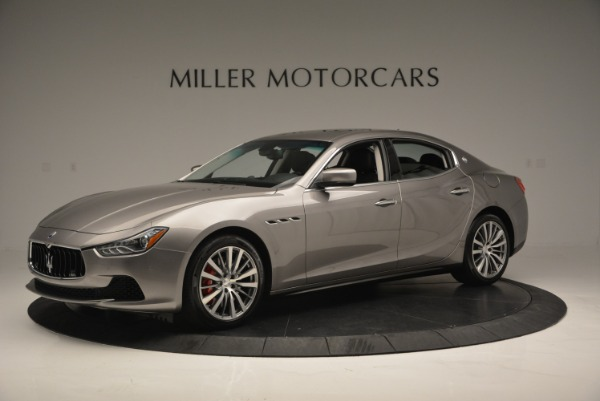 Used 2016 Maserati Ghibli S Q4  EX- LOANER for sale Sold at Maserati of Greenwich in Greenwich CT 06830 2