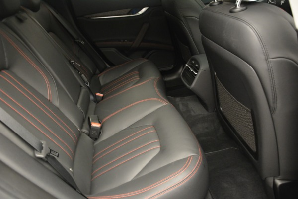 Used 2016 Maserati Ghibli S Q4  EX- LOANER for sale Sold at Maserati of Greenwich in Greenwich CT 06830 23