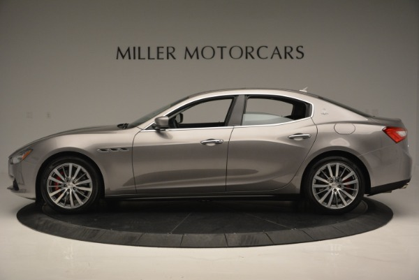 Used 2016 Maserati Ghibli S Q4  EX- LOANER for sale Sold at Maserati of Greenwich in Greenwich CT 06830 3