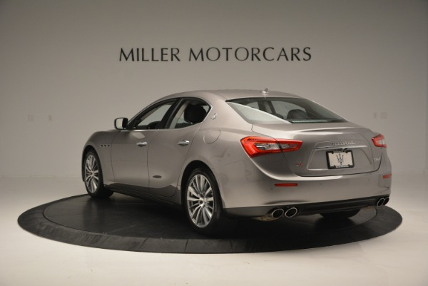Used 2016 Maserati Ghibli S Q4  EX- LOANER for sale Sold at Maserati of Greenwich in Greenwich CT 06830 5
