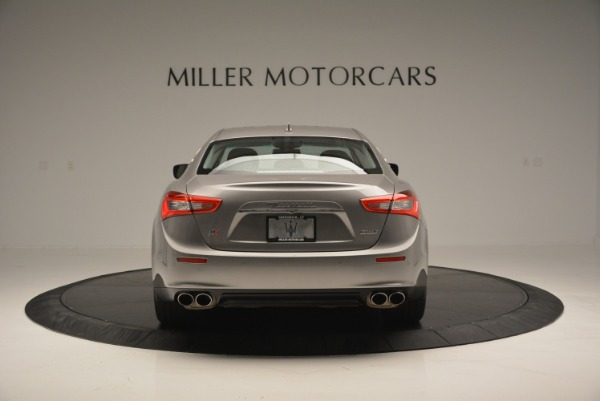 Used 2016 Maserati Ghibli S Q4  EX- LOANER for sale Sold at Maserati of Greenwich in Greenwich CT 06830 6