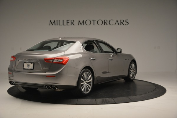 Used 2016 Maserati Ghibli S Q4  EX- LOANER for sale Sold at Maserati of Greenwich in Greenwich CT 06830 7