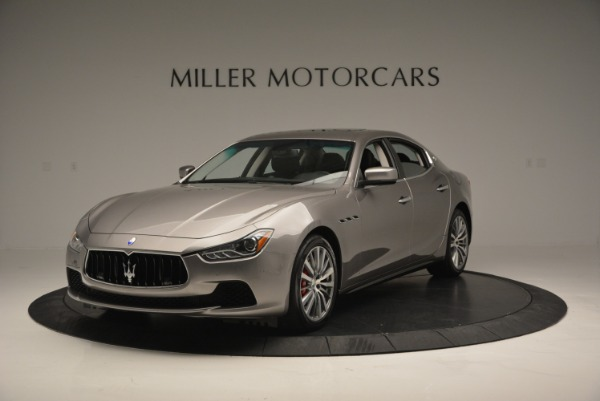 Used 2016 Maserati Ghibli S Q4  EX- LOANER for sale Sold at Maserati of Greenwich in Greenwich CT 06830 1
