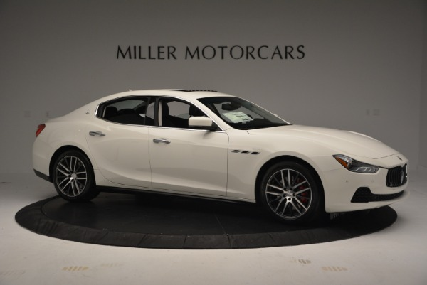 Used 2016 Maserati Ghibli S Q4  EX-LOANER for sale Sold at Maserati of Greenwich in Greenwich CT 06830 10
