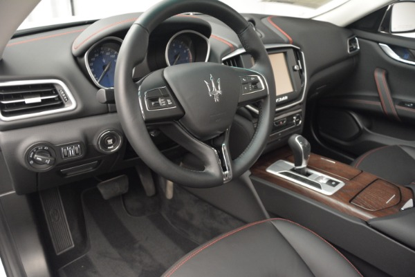 Used 2016 Maserati Ghibli S Q4  EX-LOANER for sale Sold at Maserati of Greenwich in Greenwich CT 06830 13