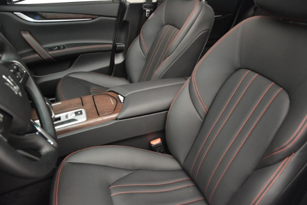 Used 2016 Maserati Ghibli S Q4  EX-LOANER for sale Sold at Maserati of Greenwich in Greenwich CT 06830 15
