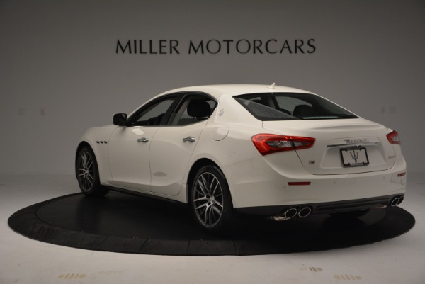 Used 2016 Maserati Ghibli S Q4  EX-LOANER for sale Sold at Maserati of Greenwich in Greenwich CT 06830 5