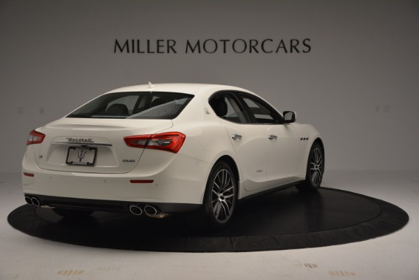 Used 2016 Maserati Ghibli S Q4  EX-LOANER for sale Sold at Maserati of Greenwich in Greenwich CT 06830 7