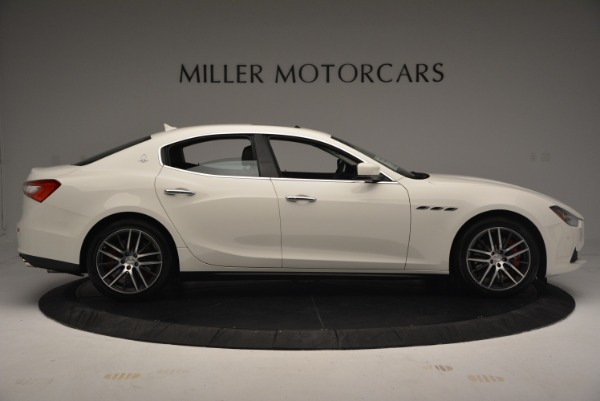 Used 2016 Maserati Ghibli S Q4  EX-LOANER for sale Sold at Maserati of Greenwich in Greenwich CT 06830 9