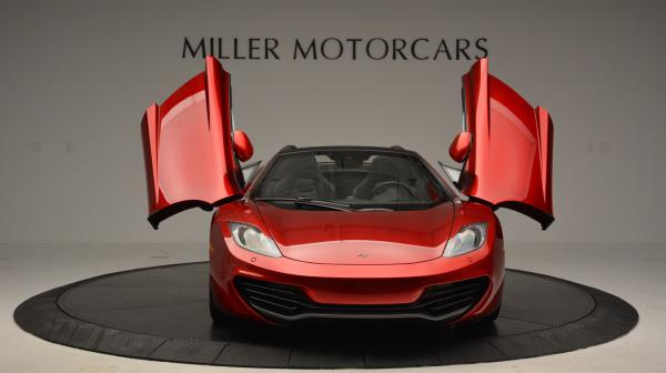 Used 2013 McLaren 12C Spider for sale Sold at Maserati of Greenwich in Greenwich CT 06830 13