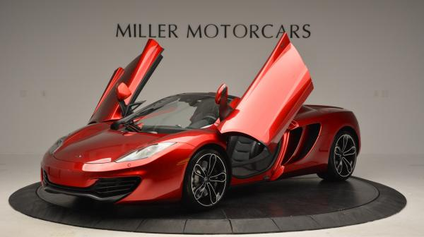 Used 2013 McLaren 12C Spider for sale Sold at Maserati of Greenwich in Greenwich CT 06830 14