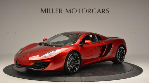 Used 2013 McLaren 12C Spider for sale Sold at Maserati of Greenwich in Greenwich CT 06830 15