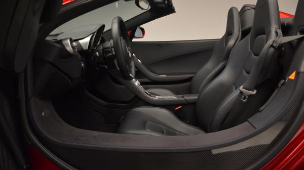 Used 2013 McLaren 12C Spider for sale Sold at Maserati of Greenwich in Greenwich CT 06830 23