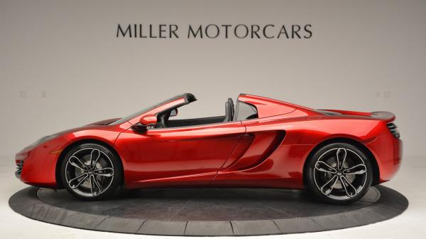Used 2013 McLaren 12C Spider for sale Sold at Maserati of Greenwich in Greenwich CT 06830 3