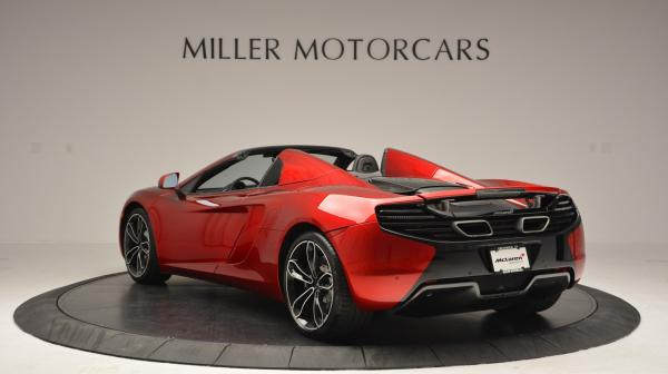 Used 2013 McLaren 12C Spider for sale Sold at Maserati of Greenwich in Greenwich CT 06830 5