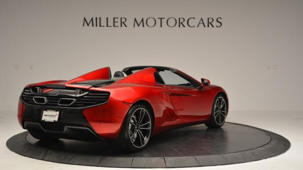 Used 2013 McLaren 12C Spider for sale Sold at Maserati of Greenwich in Greenwich CT 06830 7