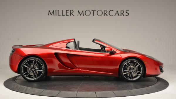 Used 2013 McLaren 12C Spider for sale Sold at Maserati of Greenwich in Greenwich CT 06830 9