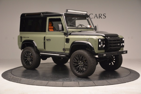 Used 1997 Land Rover Defender 90 for sale Sold at Maserati of Greenwich in Greenwich CT 06830 10