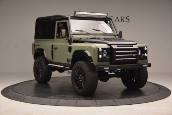 Used 1997 Land Rover Defender 90 for sale Sold at Maserati of Greenwich in Greenwich CT 06830 11