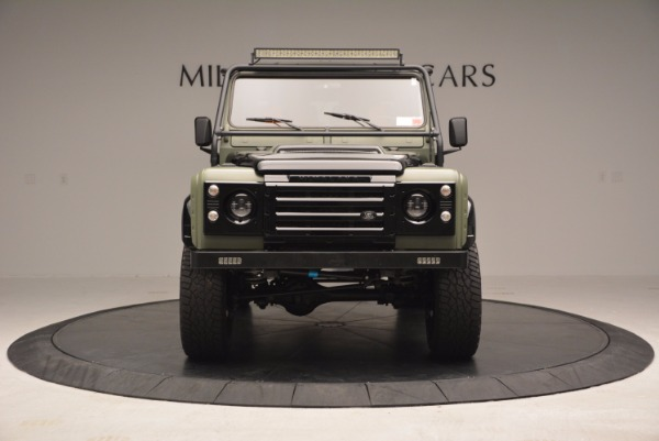 Used 1997 Land Rover Defender 90 for sale Sold at Maserati of Greenwich in Greenwich CT 06830 12