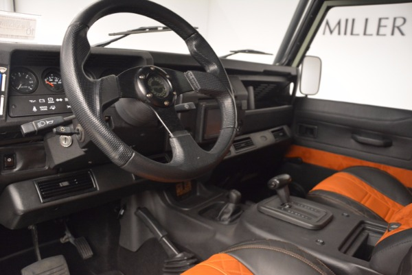 Used 1997 Land Rover Defender 90 for sale Sold at Maserati of Greenwich in Greenwich CT 06830 13