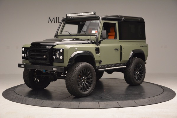 Used 1997 Land Rover Defender 90 for sale Sold at Maserati of Greenwich in Greenwich CT 06830 2