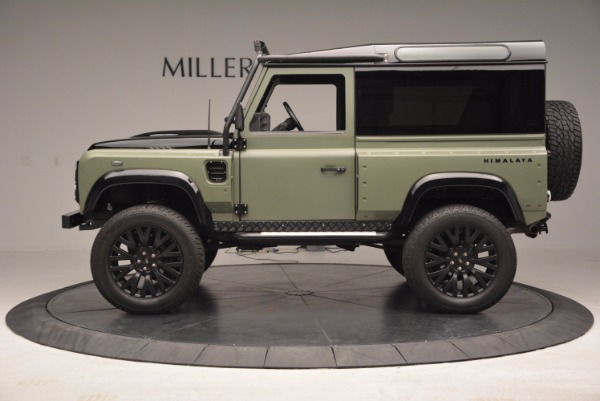 Used 1997 Land Rover Defender 90 for sale Sold at Maserati of Greenwich in Greenwich CT 06830 3