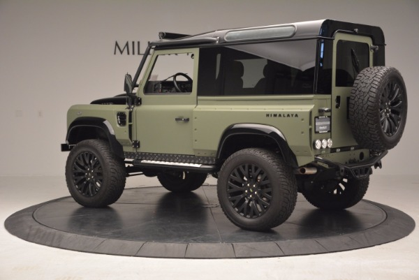 Used 1997 Land Rover Defender 90 for sale Sold at Maserati of Greenwich in Greenwich CT 06830 4