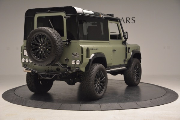 Used 1997 Land Rover Defender 90 for sale Sold at Maserati of Greenwich in Greenwich CT 06830 7