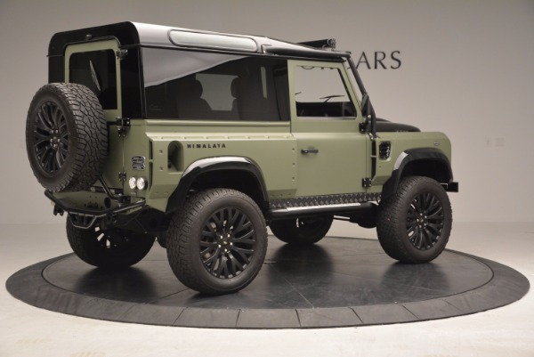Used 1997 Land Rover Defender 90 for sale Sold at Maserati of Greenwich in Greenwich CT 06830 8