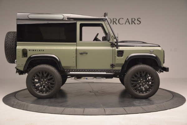 Used 1997 Land Rover Defender 90 for sale Sold at Maserati of Greenwich in Greenwich CT 06830 9