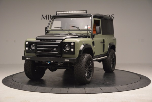Used 1997 Land Rover Defender 90 for sale Sold at Maserati of Greenwich in Greenwich CT 06830 1