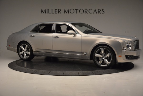 Used 2016 Bentley Mulsanne Speed for sale Sold at Maserati of Greenwich in Greenwich CT 06830 11