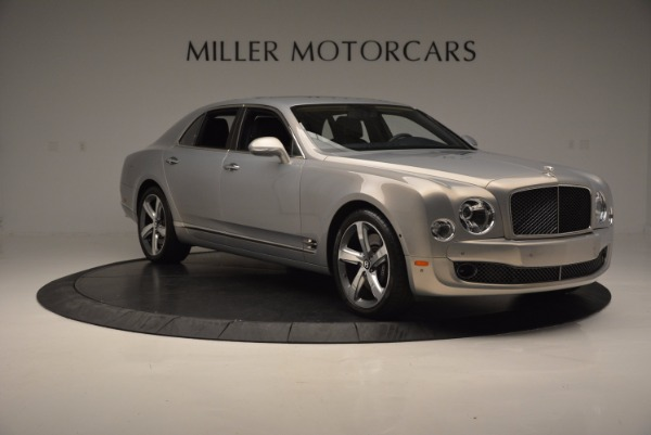 Used 2016 Bentley Mulsanne Speed for sale Sold at Maserati of Greenwich in Greenwich CT 06830 12