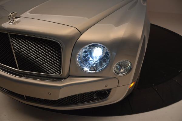 Used 2016 Bentley Mulsanne Speed for sale Sold at Maserati of Greenwich in Greenwich CT 06830 17